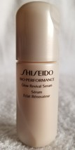Shiseido BIO-PERFORMANCE Glow Revival Serum Correct Travel Size .23 oz/7... - $9.89