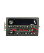 GM CD radio AUDIO knob. New OEM Delco stereo part. Lost yours? Replace i... - $7.56