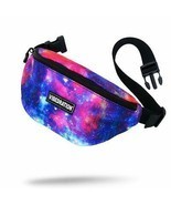 Vibedration Rave Fanny Pack | Waist Bag Perfect for Music Festivals, Hikes - $46.38 CAD+