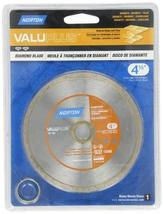 "Norton Valuplus Portable Hand-Held Diamond Blade, 4-1/2"" Diameter x 0.08... - $12.28"