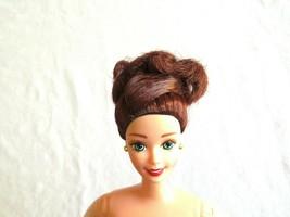 1997 Nude Hallmark Barbie Doll - Yuletide Romance Valentine Green Eyes G... - $10.99
