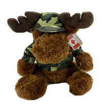 Creature Comforts Canadian Moose Plush Camouflage Canada 74083 - $17.45
