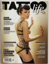 Tattoo Life Magazine #62 2010 Aradia Ardor, Sarah Schor, Adam Barton NEW - $8.00