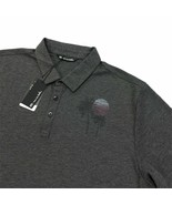 New Travis Mathew Men's 'Patio Daddyo' Golf Polo Shirt Size XXL Heather ... - $44.99
