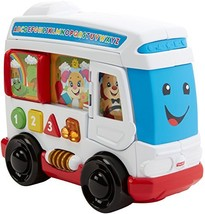 Fisher-Price Laugh & Learn Around Town Bus - $15.32