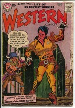 Western #63 1957 DC-Pow-Wow Smith-Wyoming Kid-G- - $35.31