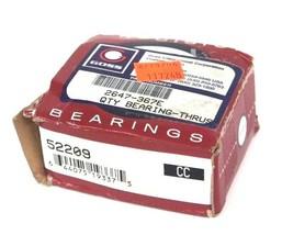 NIB COSOLIDATED BEARINGS 52209 THRUST BALL BEARING