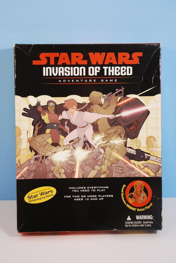 Primary image for Star Wars: Invasion of Theed Hasbro Unpunched 2002