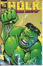 Marvel Wizard 1/2 Hulk W/ COA Bruce Banner Action Adventure - $4.95