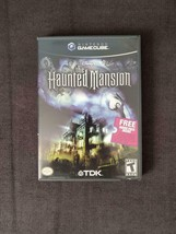 Disney's The Haunted Mansion - (Nintendo Gamecube, 2003) WITH CASE - $18.12