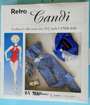 """ENTERTAINMENT TONIGHT  CANDI BY MIKELMAN 11 1/2""""  fits Barbie Doll HAMIL... - $44.55"""