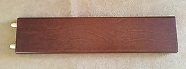 Felicity Poster Bed Footboard American Girl Doll rail Replacement part end - $12.50
