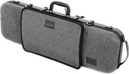 GEWA Rectangle 4/4 VIOLIN Lightweight CASE BIO I S ( BIOIS ) 2.3kg Gray - $226.00