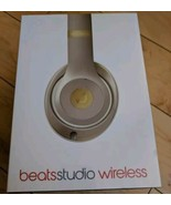 BRAND NEW Sealed Beats Studio Wireless Over-Ear Headphones(GOLD) - $326.89