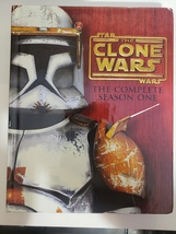 Star Wars: The Clone Wars: Season 1 (Blu-Ray Digibook) image 1