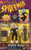 "Marvel Spider-man ""Black Cat"" W/cat Scratching Crossbow  - $20.99"