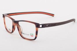 Tag Heuer 7603-002 Track Brown Havana Orange Eyeglasses TH7603 002 50mm - $224.42