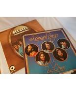 Bee Gees Horizontal & The Beach Boys 15 Big Ones Vinyl Record Vintage - $40.72