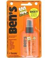 Ben's Military 100% Deet Tick & Insect Repellent Spray Pump 1.25oz - $9.99