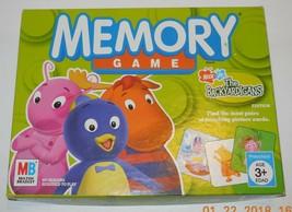 Milton Bradley MB Backyardigans Memory game 100% Complete - $14.03