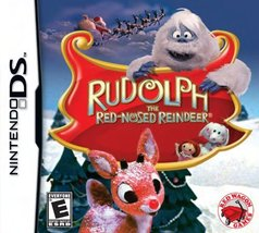 Rudolph The Red-Nosed Reindeer - Nintendo DS [video game] - $17.33