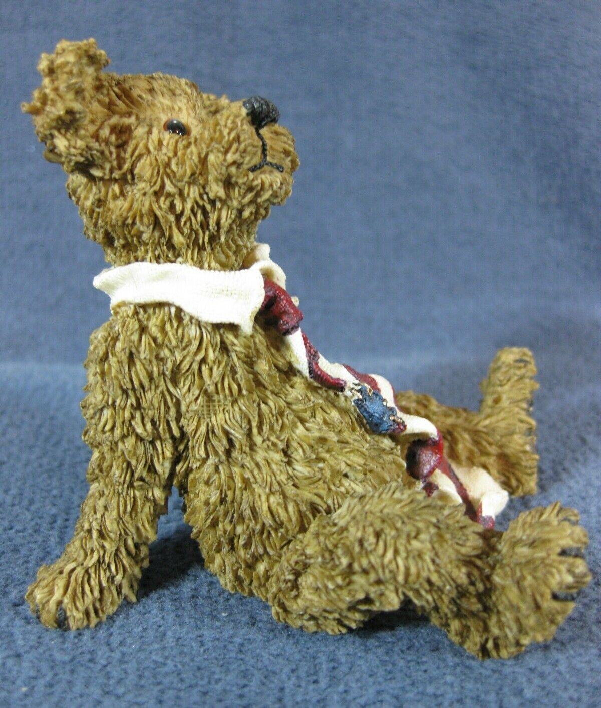 Boyds Bearstone Mr. Windsor All Tied Up #227770 Retired Bears 2002