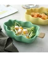 LOULONG® Creative Cute Tree Shape Ceramica Salad Bowls Salata Kasesi Hou... - $35.89