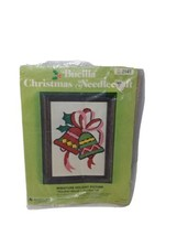 Bucilla Christmas Needlecraft Miniature Holiday Picture Holiday Bells Ki... - $15.67