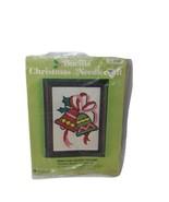 Bucilla Christmas Needlecraft Miniature Holiday Picture Holiday Bells Ki... - $15.67