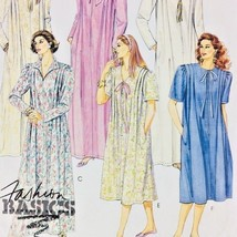 McCalls Sewing Pattern Womens Caftan Vintage Uncut Easy Size M14 16 New PA223 - $6.57