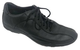 Cole Haan Men's Leather Sneakers Black Size 9.5 - $28.04