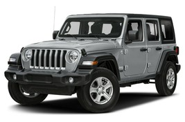 2020 Jeep Wrangler Unlimited Rubicon  Poster | 24 x 36 inch |  - $21.77