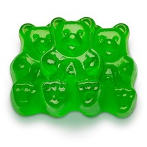 All American Green Apple Gummi Bears 2lbs - $13.18