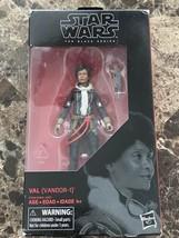 "Star Wars The Black Series Val Vandor 6"" Action Figure New - $16.82"