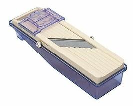 Neu Mandoline Schneidemaschine Benriner mit Tablett Cbv03 Marke Freeship... - $40.57