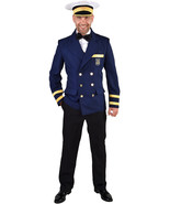 Cruise Ship Captain / Naval - Navy  - $39.34+