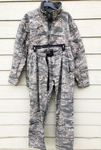 Us Air Force Usaf Massif Tiger Stripe Nomex FR Flame Resistant Set - Large - $193.05