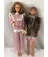 2 dolls Vintage MATTEL Inc. Barbies 1966/1968 China & Taiwan - $19.67