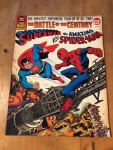 HUGE DC & MARVEL COMICS - SUPERMAN vs AMAZING SPIDERMAN (1976) VFN - $92.41