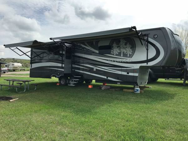 2016 Thor Redwood M-39MB For Sale In Bozeman, MT 59718