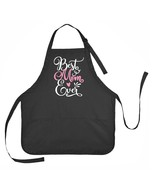 Best Mom Ever Apron, Mothers Day Apron, Best Mom Mothers Day Gift - $18.00
