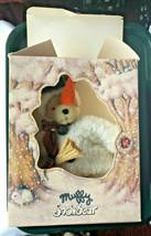 Muffy Bear 1991 North American Bear Original Box - $24.99