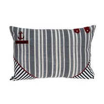 Grey Pillow Cover With Poly Insert - $40.52