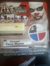 Evil Clowns Makeup Kit Halloween - $15.56