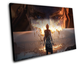 "Hellblade Senua's Sacrifice Game  8""x12"" (20cm/... - $15.00"