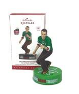 2015 Hallmark Ornament Dr Sheldon Cooper Big Bang Theory Magic Sound - $13.97