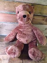 "Build A Bear SEA LION Plush 18"" Stuffed Toy Animal Seal - $19.79"