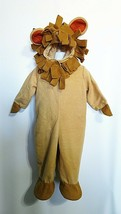 InCharacter Lil Lion Halloween Costume Size Small 6-12 Months 3 Pc Fully... - €25,00 EUR