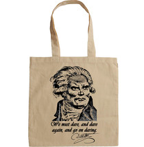 JACQUES DANTON - NEW AMAZING GRAPHIC HAND BAG/TOTE BAG - $16.75