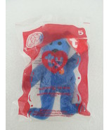 McDonalds 2004 Ty McNuggets The Bear No 5 10th Anniversary Canada Soft P... - $3.99